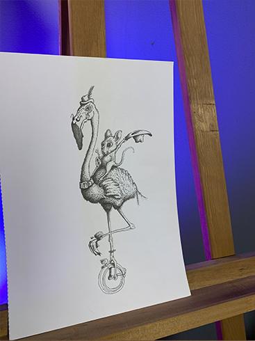 flamingo ride 2