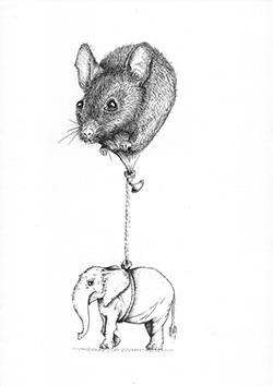 muis-olifant